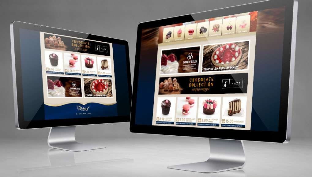 Fbakery Web Site Design&Development